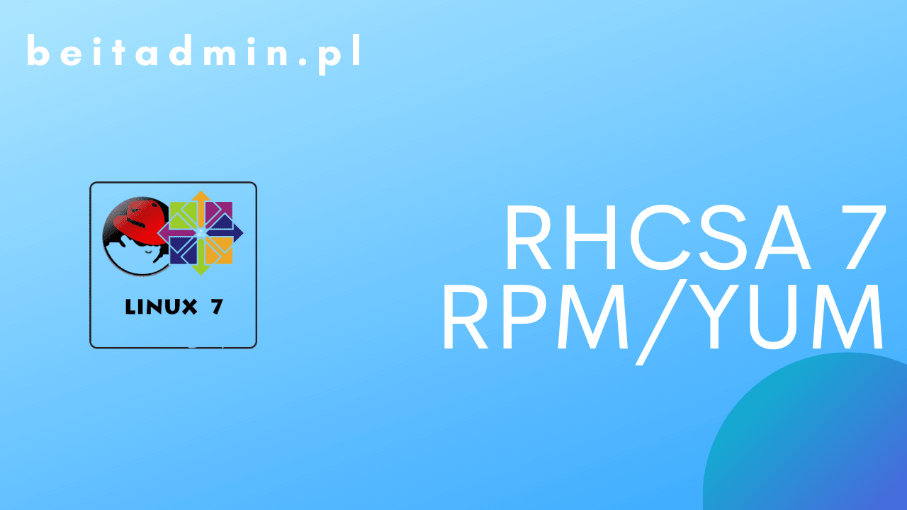 RH Centos RPM Yum