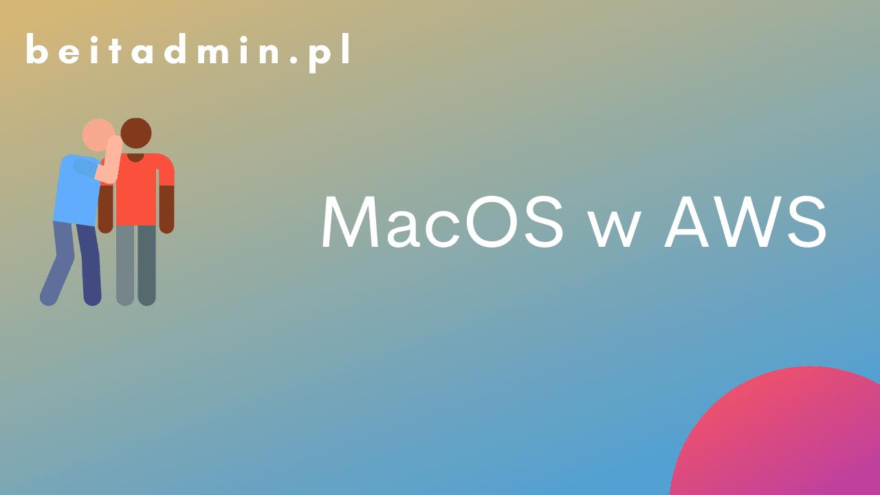 MacOS AWS