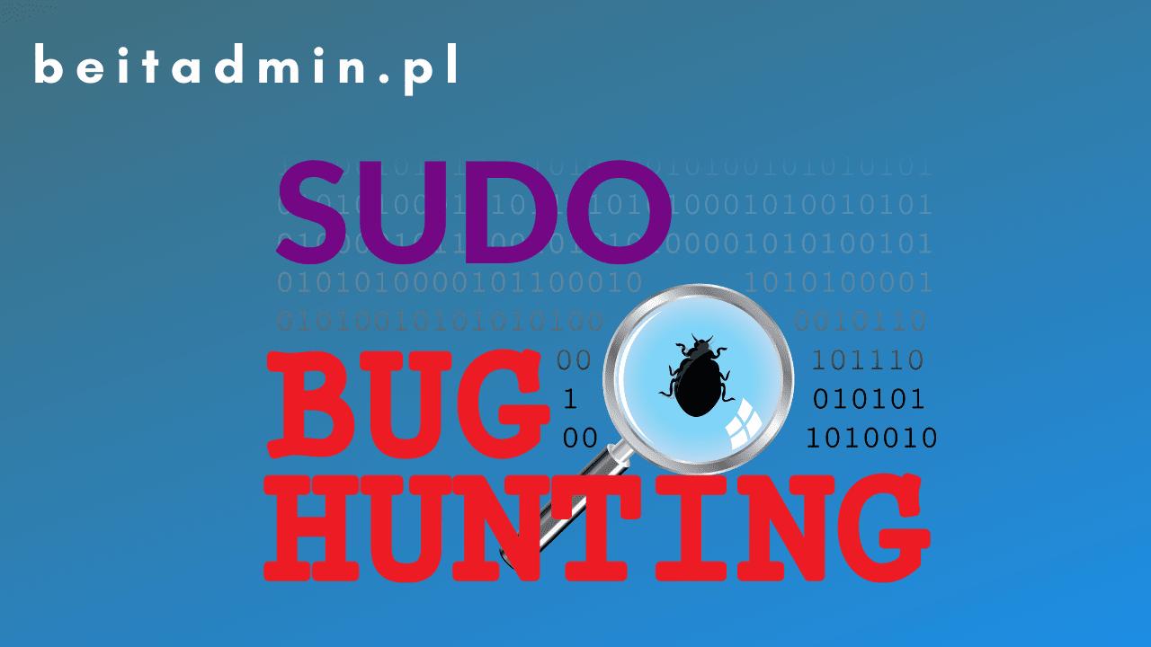 Poprawiono bug w poleceniu SUDO