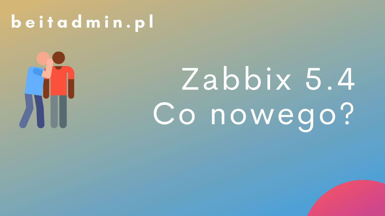 Zabbix 5.4