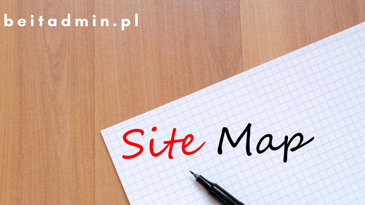 Mapa strony beitadmin.pl